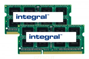 128GB 2x64GB SERVER RAM MODULE KIT DDR4 2666MHZ INTEGRAL